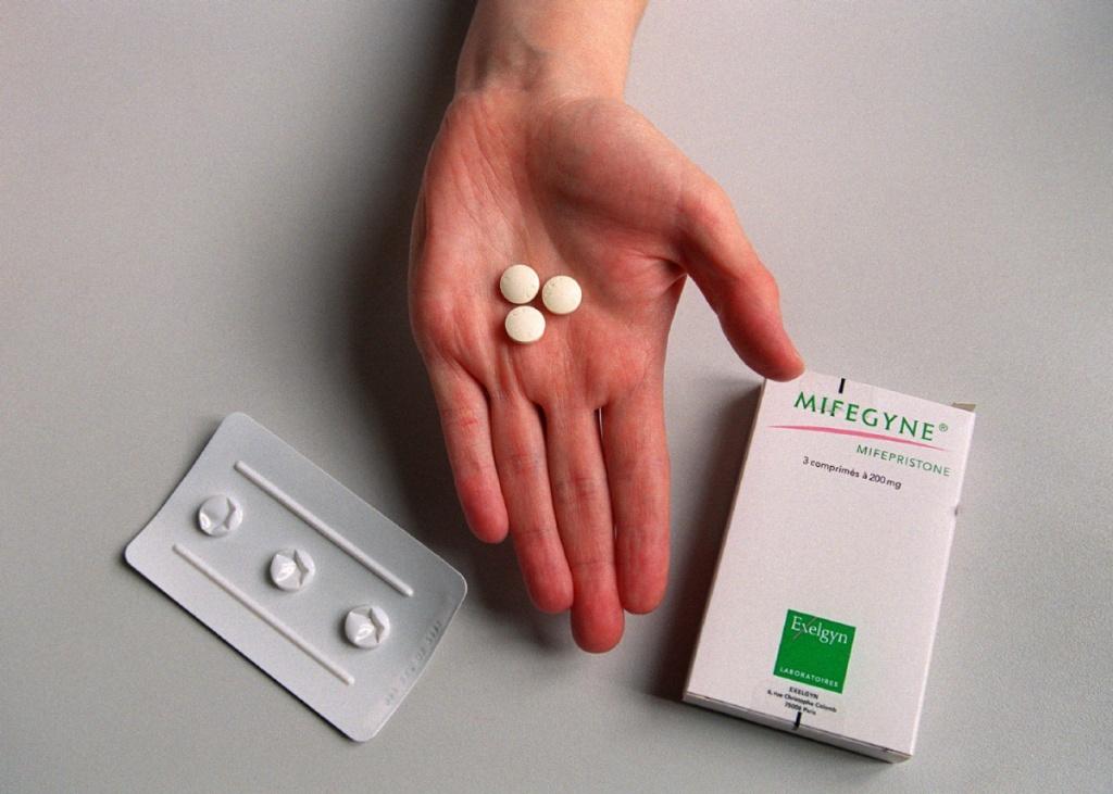 препарат для прерывания беременности мифегин