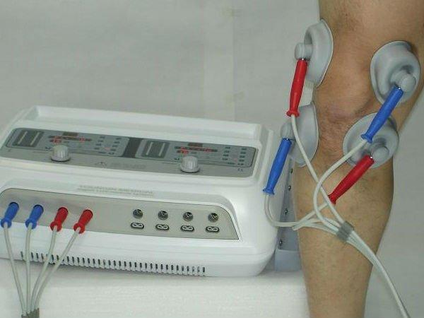 Интерференцтерапия – метод, при котором переменный ток воздействует на организм.
