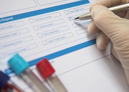 расшифровка анализа крови на наркотики